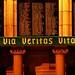 June 27th: V is for... Via Veritas Vita [ABC Sundae]