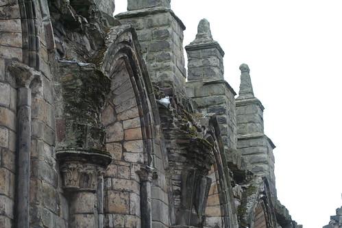 20090918 Edinburgh 11 Palace of Holyrood House & Holyrood Abbey 90
