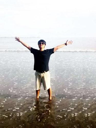 Pengandaran beach
