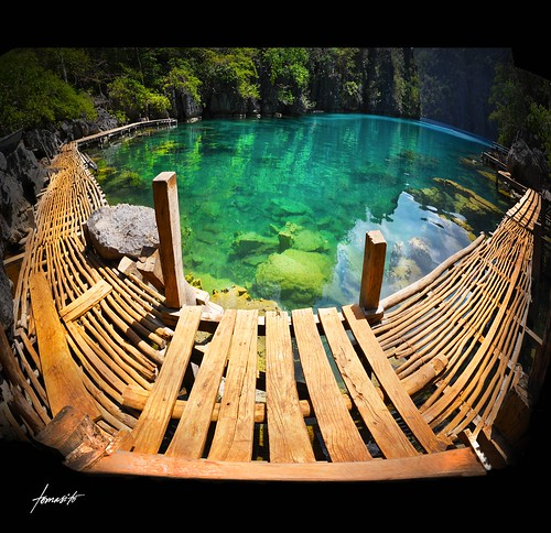 Kayangan Lake, Coron, Palawan, Philippines: The Best Tourist Spot
