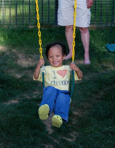 108/365 swinging