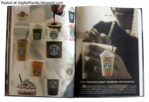 Inside Starbucks 2010 Planner