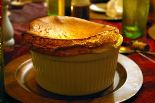 Grand Marnier Souffle
