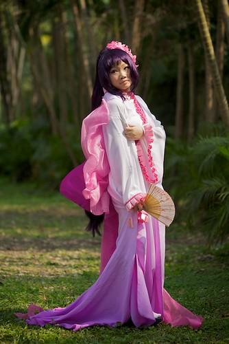 Taiwan Cosplay Costume Pretty Girl