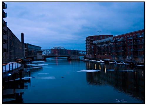 Milwaukee River Blues