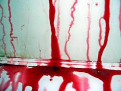 pooling blood