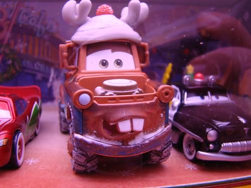 Disney CARS Storytellers Christmas boxset (3)