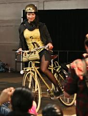 SF Bike Expo fashion show