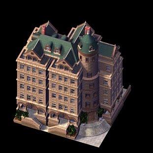 Ocean Quigley's project blog - lighting buildings in SimCity 4