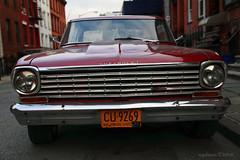 Chevy Nova SS 1625