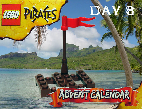 Pirate Advent Calendar Day 8