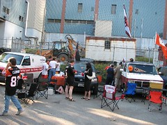 """CFL Tailgating 1 • <a style=""""font-size:0.8em;"""" href=""""http://www.flickr.com/photos/9516353@N03/4036514568/"""" target=""""_blank"""">View on Flickr</a>"""