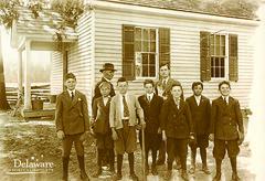 Baseball Team Ca. 1910