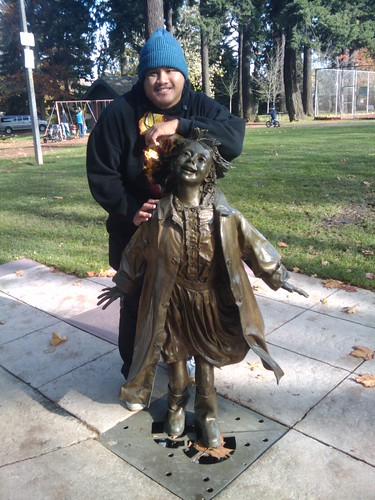 Me and Ramona Quimby