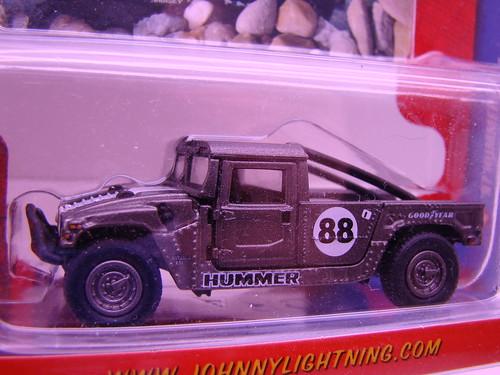 JL Off Road Hummer