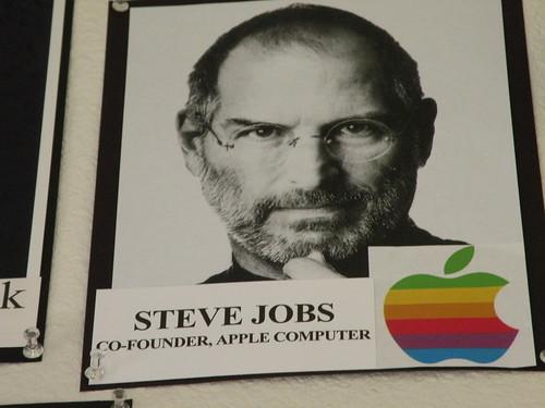 steve jobs co founder of apple computer