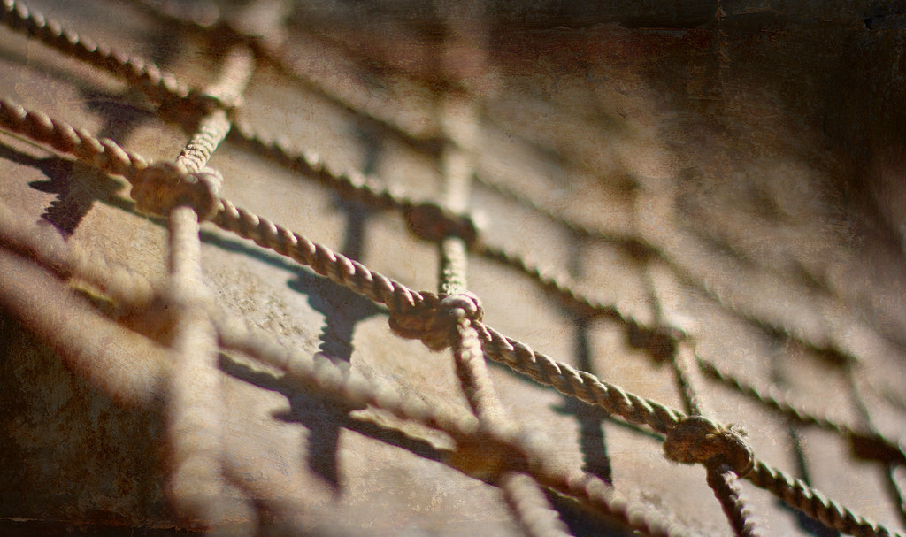 Rope closeup