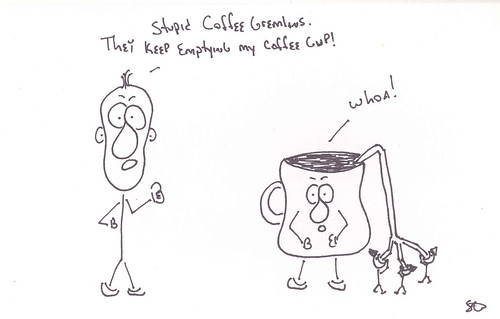 Coffee Gremlins