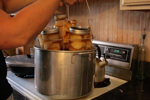 Tempering jars