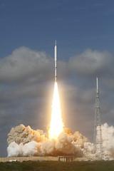 Ares I-X Rocket Takes Off (NASA, 10/28/09)