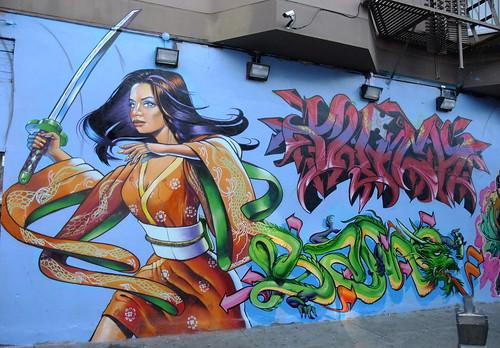 cole st smoke shop mural 11