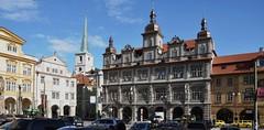 Praha, Malá Strana, čp. 35/III, bývalá radnice Malé Strany