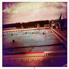 MAST Academy Water Polo Tournament