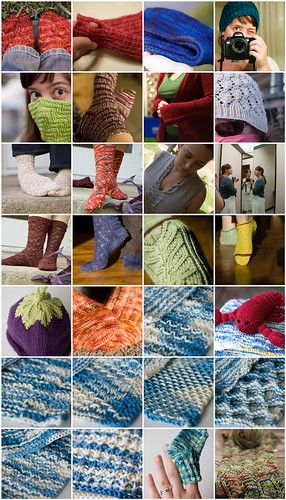 2009 knits (by bookgrl)