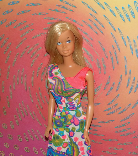 Psychedelic Barbie