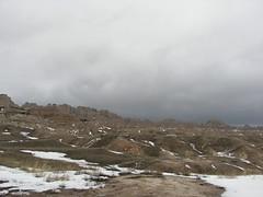 Gray Day, Badlands