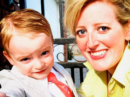 Jude & Rachel. Or, Mr. Model & Momma