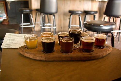 Santa Cruz Mountain Brewery