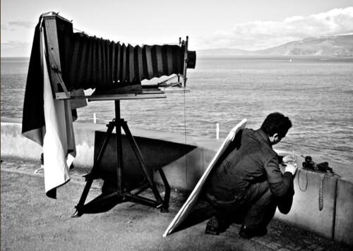 Darren Samuelson Ultra Large Format Camera