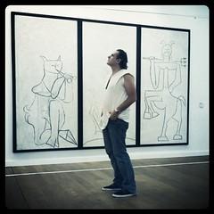 Javier vs Picasso