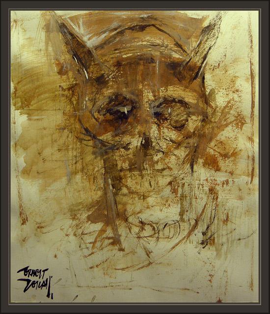 ANNUNAKIS-ANNUNAKI-ARTE -DIOSES MESOPOTAMICOS- PINTURAS ERNEST DESCALS NEPHILIM-MESOPOTAMIAN GODS -PAINTINGS-ART-PAINT-