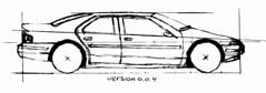 Drawing cars, version 0.0.4