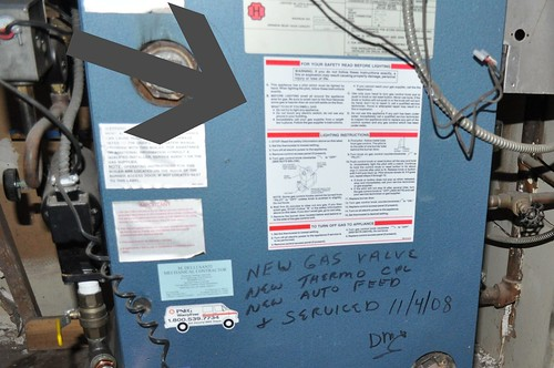 pilot light instructions