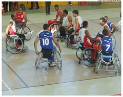 I Festival esportivo e cultural para pessoa idosa e pessoa com deficiência