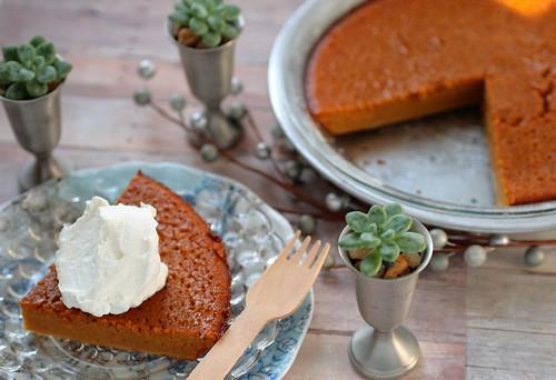 Grandmas Pumpkin Pie