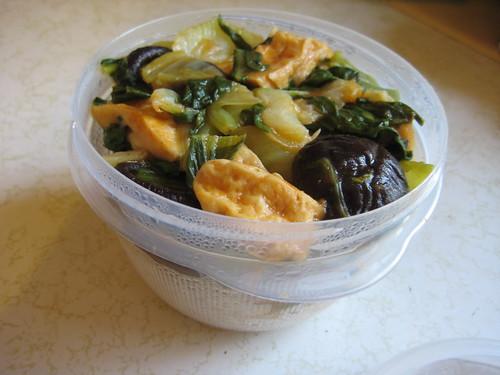 leftovers lunch | Mon Petit Chou
