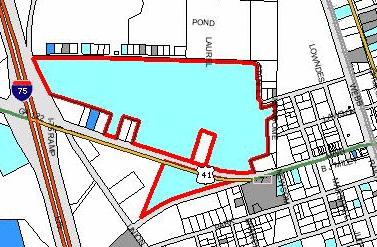 Hahira Gateway LLC land in Hahira
