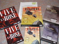 Runaway, Vive la Rose, Rains from NFB