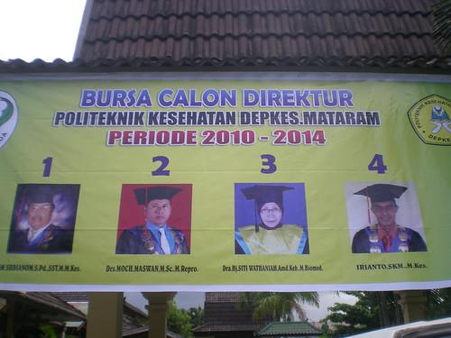 calon direktur