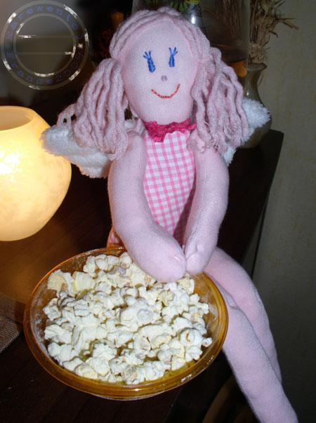 Pinky - Création d'une poupée de chiffon