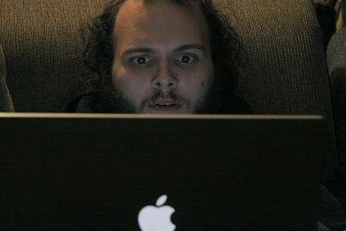 jacob on computer
