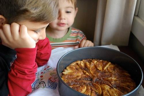 Apple Cake (Vegan)