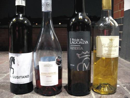 香酒葡萄酒