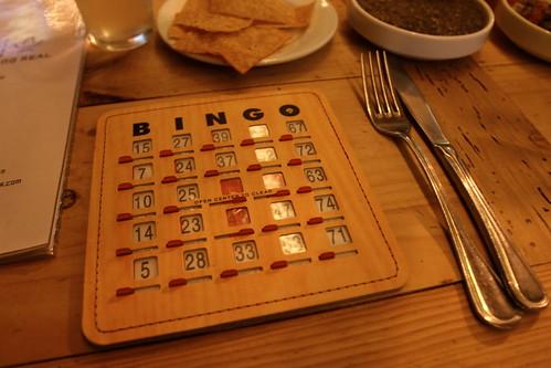 bingo bummer