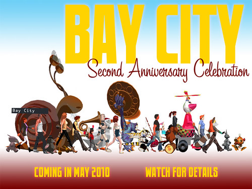 Bay City's 2nd Anniversary Teaser Poster