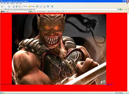 Trashawn's Web Page